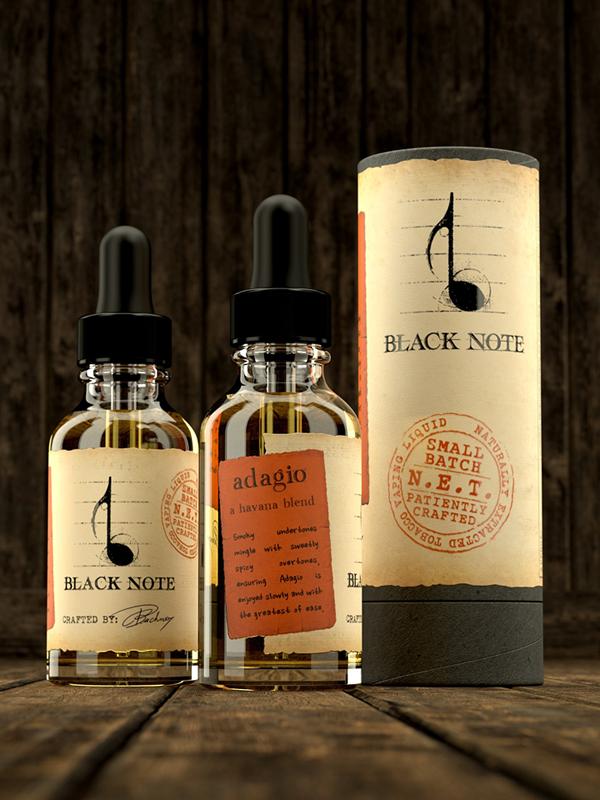 Black Note - Adagio - 30ML